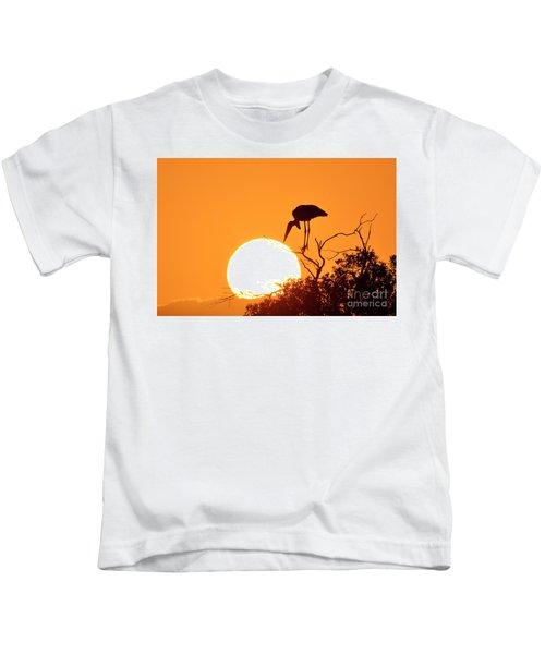 Touching The Sun Kids T-Shirt