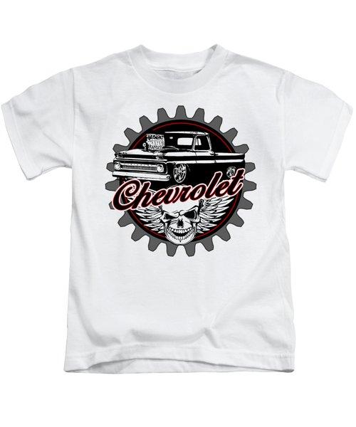 Tough Trucks Kids T-Shirt