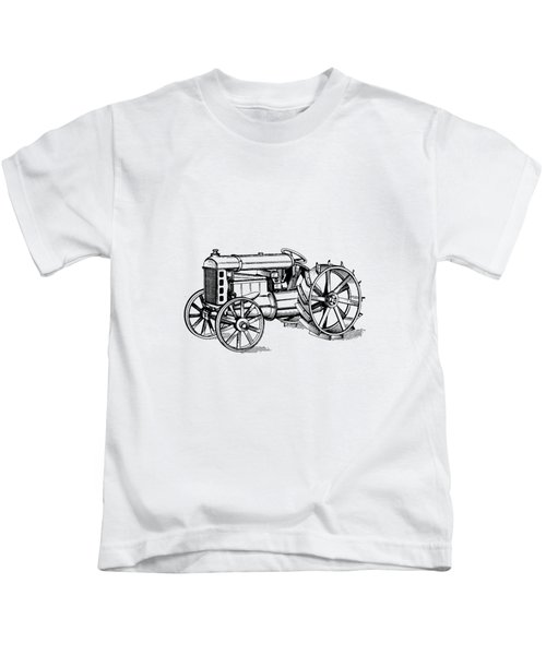 Tractor 1919 Henry Ford T-shirt Kids T-Shirt