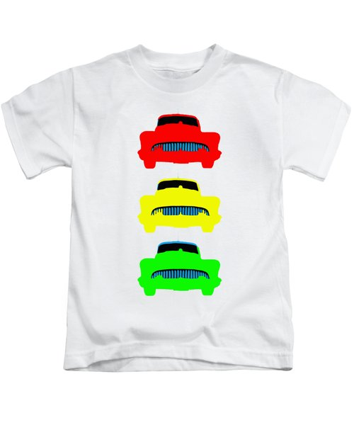 Traffic Light Cars Phone Case Kids T-Shirt