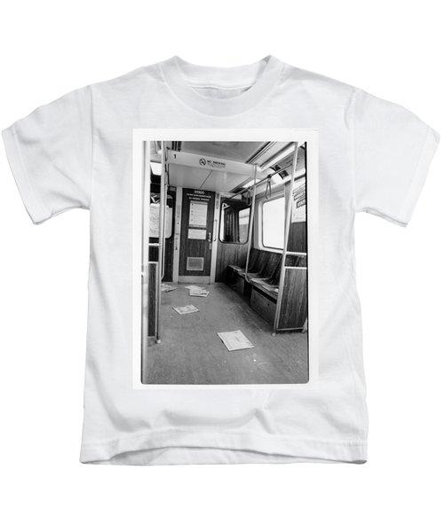 Train Car  Kids T-Shirt