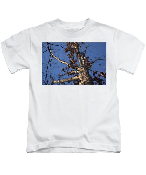 Tree And Branch Kids T-Shirt