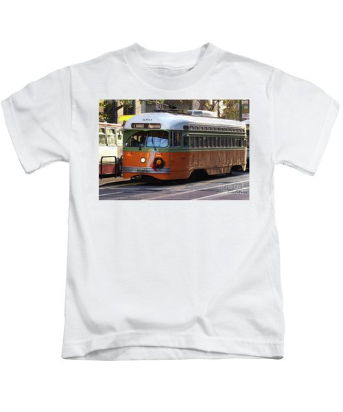 Trolley Number 1080 Kids T-Shirt