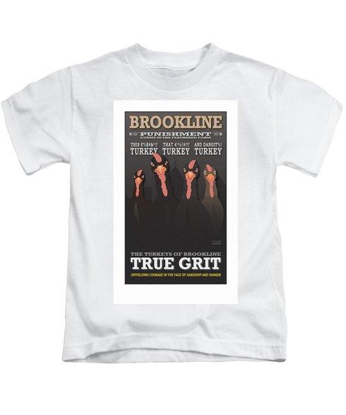 True Grit Kids T-Shirt