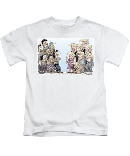 Trumpettes Horror Kids T-Shirt