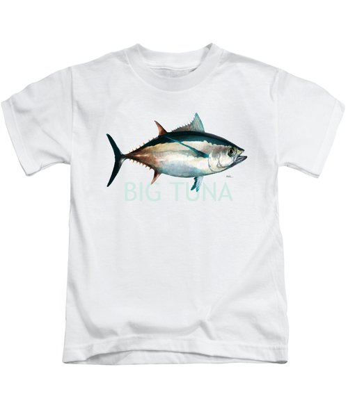 Tuna 001 Kids T-Shirt