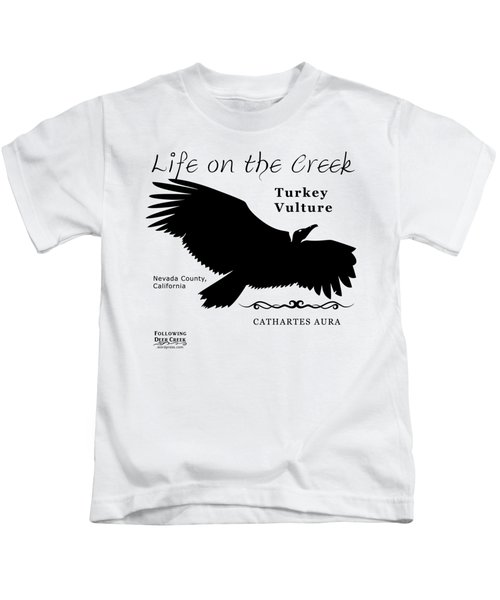 Turkey Vulture Kids T-Shirt