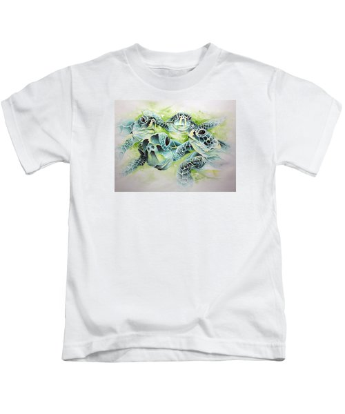 Turtle Soup Kids T-Shirt