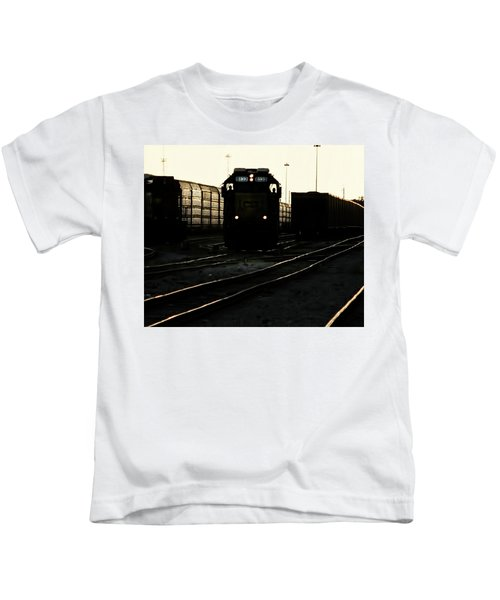 Two Men And 6132 Kids T-Shirt