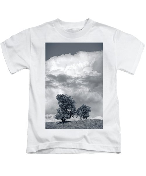 Two Trees #9249 Kids T-Shirt