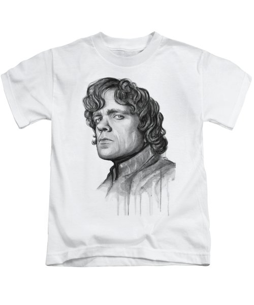 Tyrion Lannister Kids T-Shirt