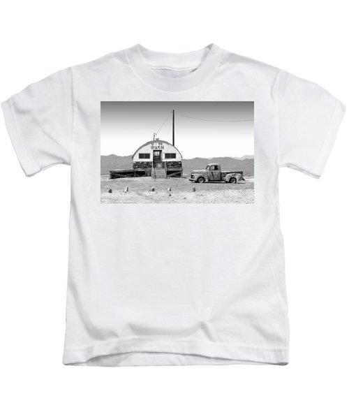 U - We Wash - Death Valley Kids T-Shirt