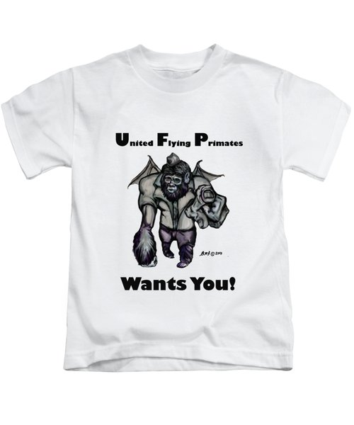 UFP Kids T-Shirt by Riley Frank