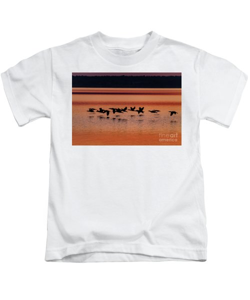 Under The Radar Kids T-Shirt