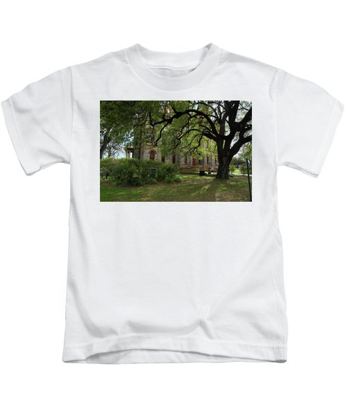Under The Tree F5622a Kids T-Shirt