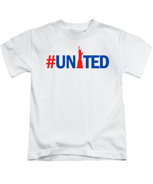 #united Kids T-Shirt