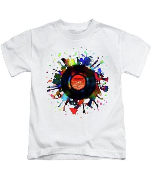 Unplugged Kids T-Shirt