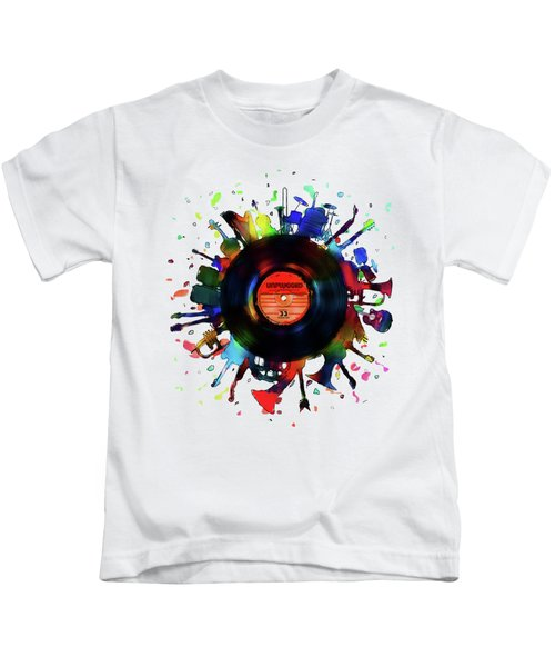 Unplugged Kids T-Shirt