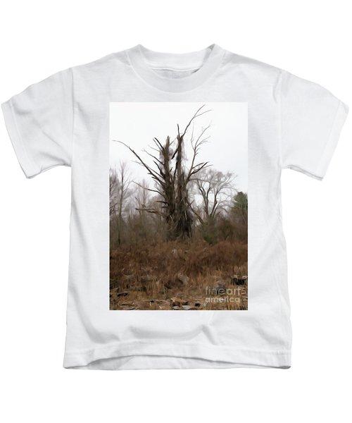 Unsplitten Love Kids T-Shirt