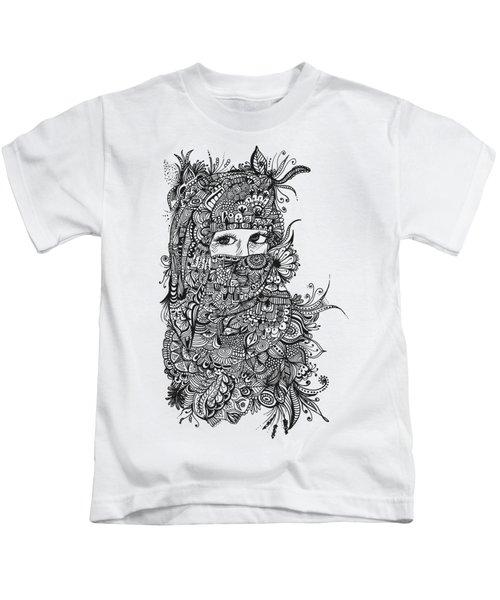Unspoken Words Kids T-Shirt