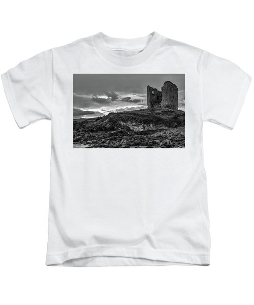 Upcomming Myth Bw #e8 Kids T-Shirt