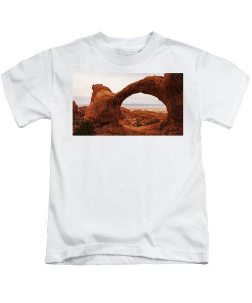 Upper Double O Kids T-Shirt