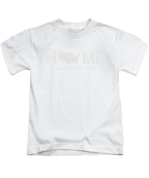 Usa Home Kids T-Shirt