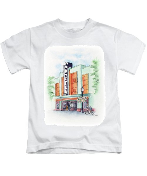 Varsity On Main Kids T-Shirt