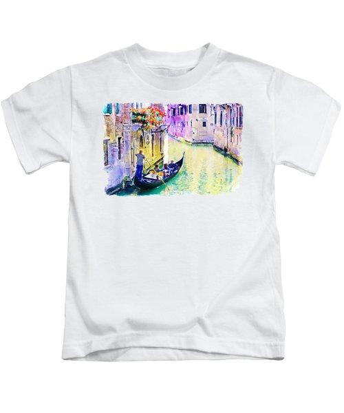 Venice Canal Kids T-Shirt