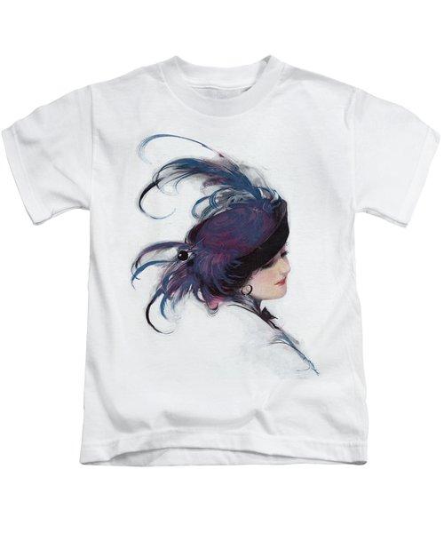 Vintage 1914 Fashion Kids T-Shirt