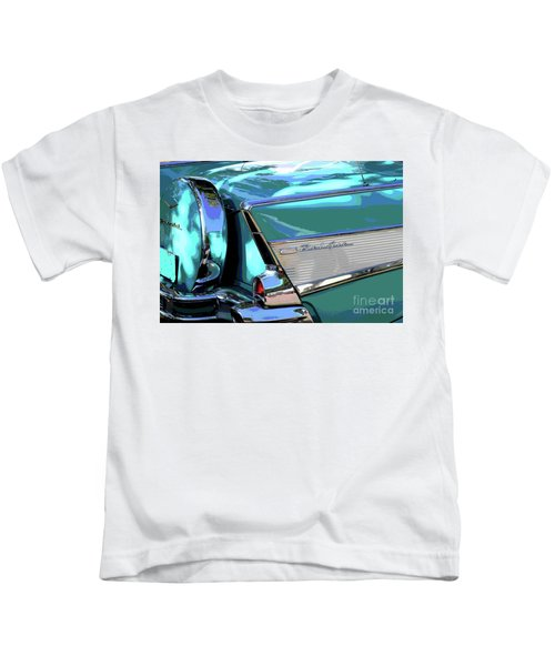 Vintage Chevrolet Belair Kids T-Shirt