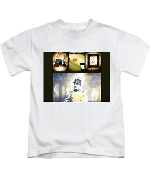 Vintage Vibes Collection Kids T-Shirt