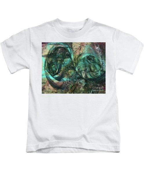 Virulent Germination Kids T-Shirt