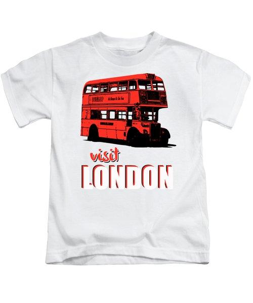 Visit London Tee Kids T-Shirt