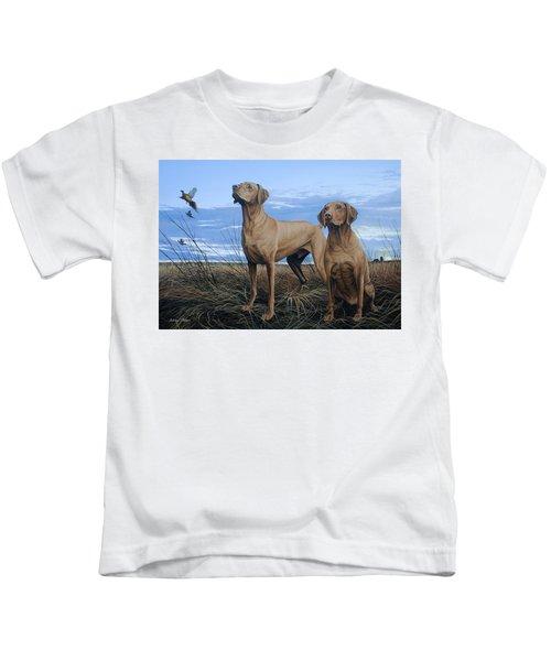 Vizslas Kids T-Shirt