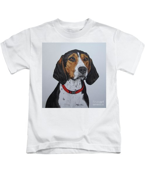 Walker Coonhound - Cooper Kids T-Shirt