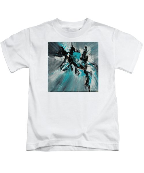 Walking Waves-2 Kids T-Shirt