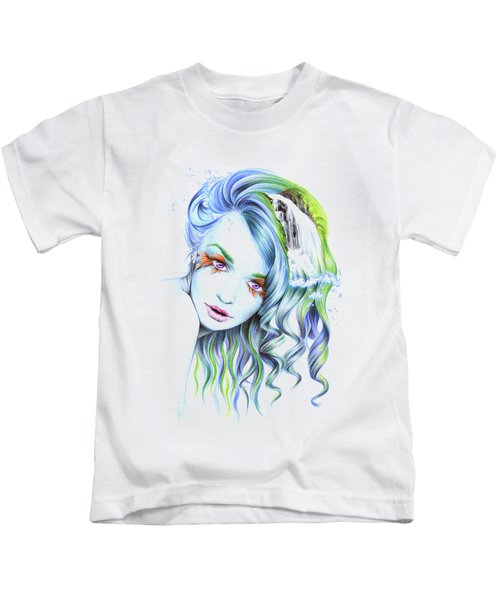 Water Kids T-Shirt