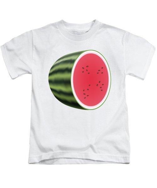 Water Melon Kids T-Shirt