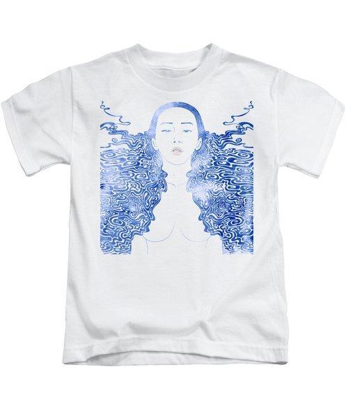 Water Nymph Lxxx Kids T-Shirt