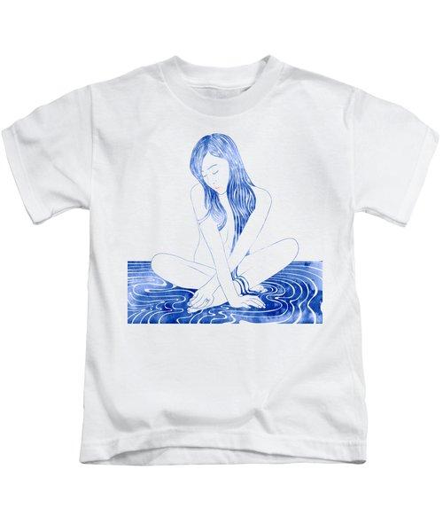 Water Nymph Xcviii Kids T-Shirt