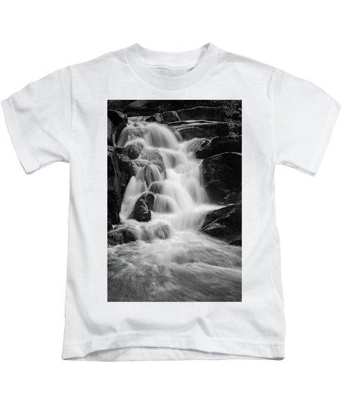 water stair close to the Heinrich Heine hiking way, Harz Kids T-Shirt