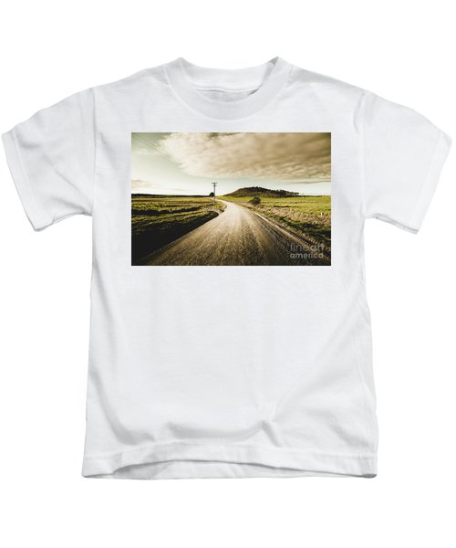 Way Out Yonder Kids T-Shirt
