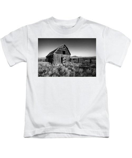 Weathered Barn Kids T-Shirt