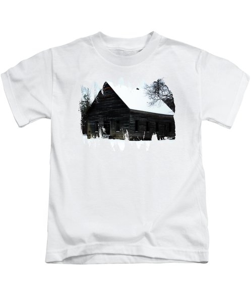 Weathering Gracefully Kids T-Shirt