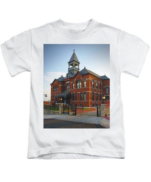 Webster House Kids T-Shirt