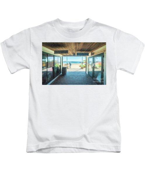 Whaler's Wharf Kids T-Shirt