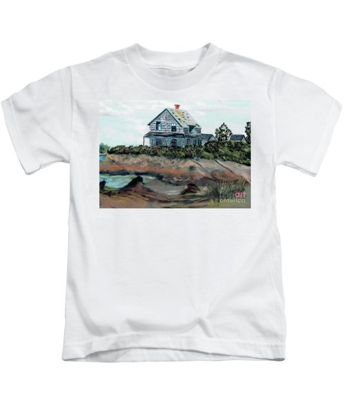 Whales Of August House Kids T-Shirt