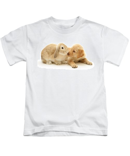 Who Ate All The Carrots Kids T-Shirt