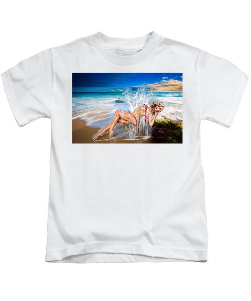 Whoops  ...  Marylin Kids T-Shirt